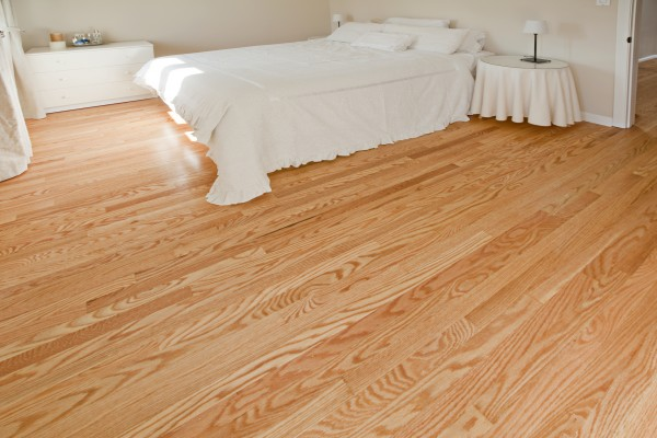 Gallery phantom flooring for Natural red oak floors